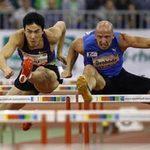 Thể thao - Cười đau ruột với cuộc thi chạy vượt rào