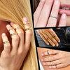 """Tăng cá tính với nhẫn """"móng tay"""""""