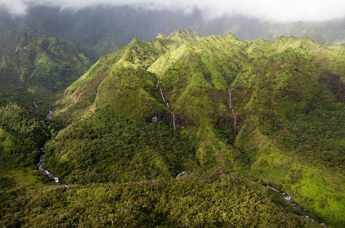 Thăm bức tường nước mắt ở Hawaii - 2