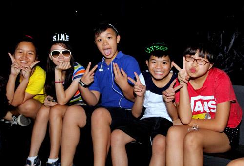 Thí sinh The Voice Kids tự tin trước liveshow - 11