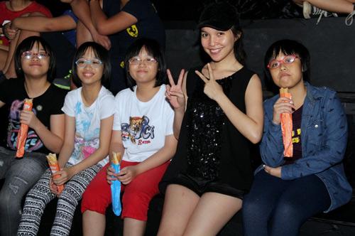 Thí sinh The Voice Kids tự tin trước liveshow - 8