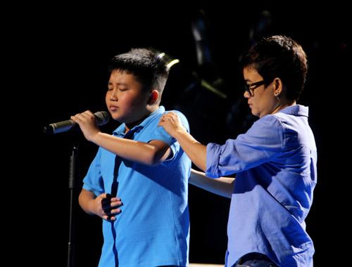 Thí sinh The Voice Kids tự tin trước liveshow - 6