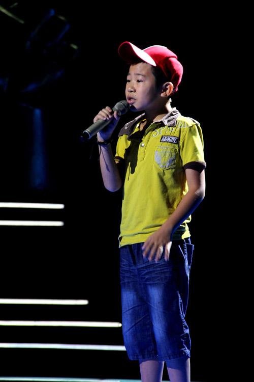 Thí sinh The Voice Kids tự tin trước liveshow - 2