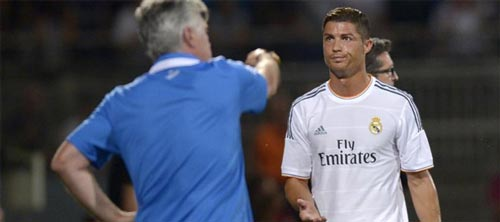 "Real: ""Số 9"" không cho Ronaldo - 1"