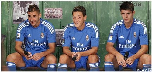 "Real: ""Số 9"" không cho Ronaldo - 2"