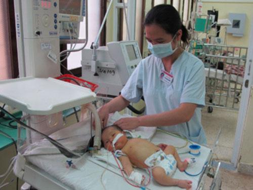 Mỗi ngày, 70 trẻ sơ sinh tử vong - 1