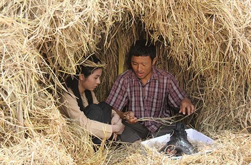 Vân Trang yêu Quý Bình trong phim mới - 8