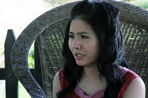 Vân Trang yêu Quý Bình trong phim mới - 3