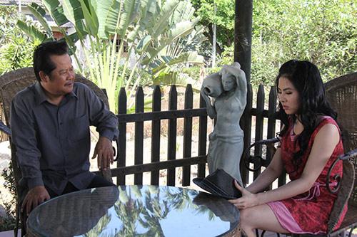 Vân Trang yêu Quý Bình trong phim mới - 4