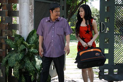 Vân Trang yêu Quý Bình trong phim mới - 5