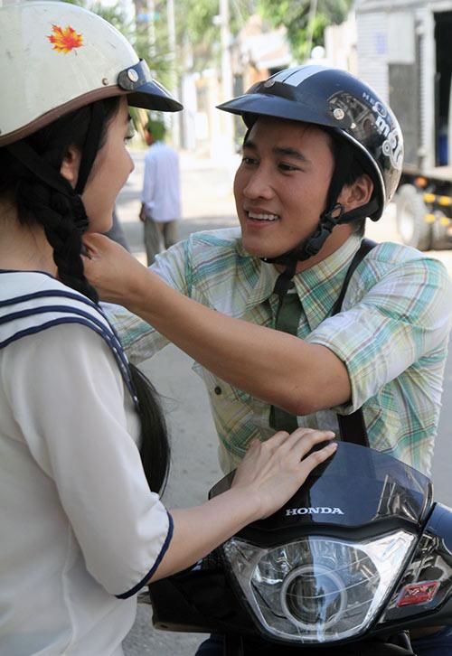 Vân Trang yêu Quý Bình trong phim mới - 12