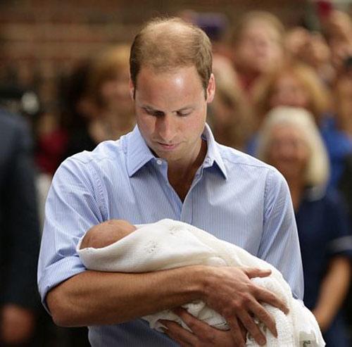 """Hoàng tử Harry sẽ làm """"bảo mẫu"""" cho cháu mình - 2"""