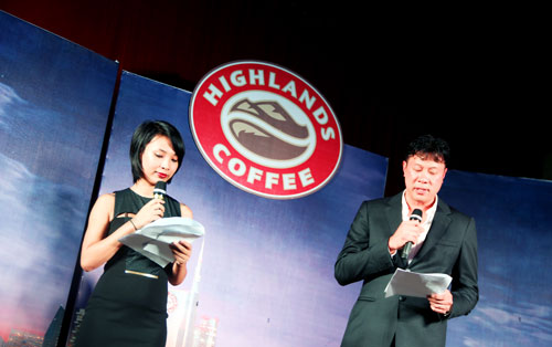Highlands Coffee thay đổi diện mạo mới - 3