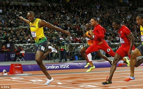 Usain Bolt khẳng định không dùng doping - 1
