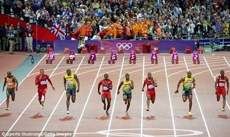 Usain Bolt khẳng định không dùng doping - 2