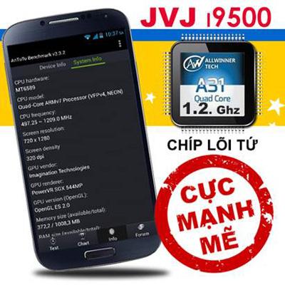 JVJ i9500 lõi tứ, cấu hình khủng tạo sức hút lớn - 1