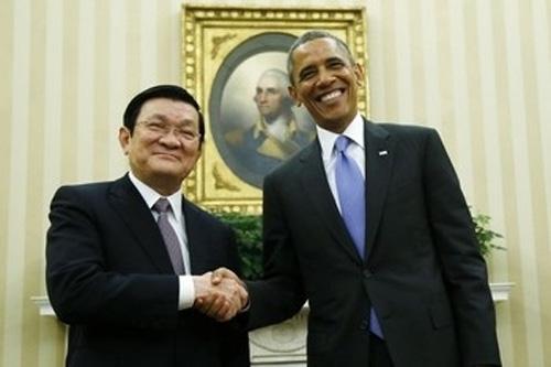 Tổng thống Mỹ Obama sẽ thăm Việt Nam - 1