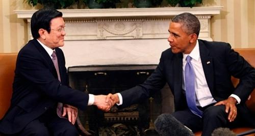 Tổng thống Mỹ Obama sẽ thăm Việt Nam - 2