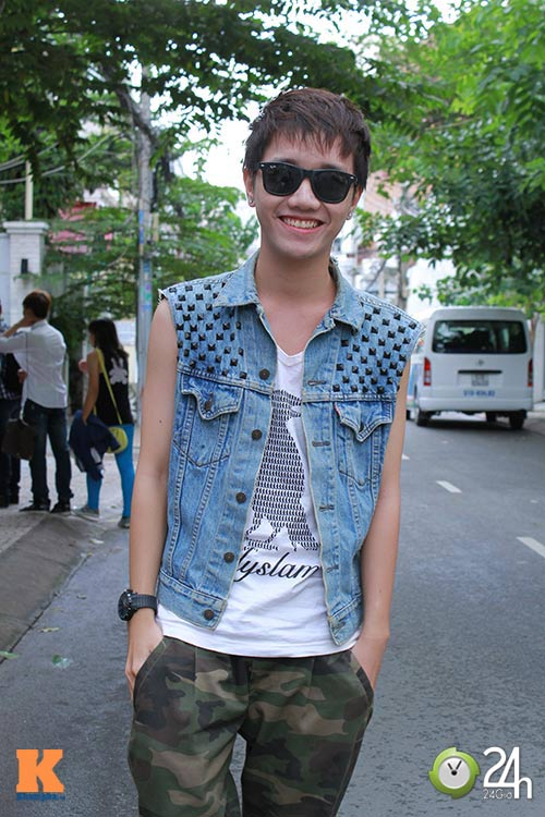 """Bạn trẻ Sài thành """"nghiện"""" mặc đồ jeans - 2"""