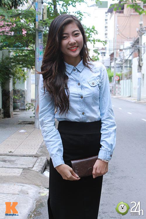 """Bạn trẻ Sài thành """"nghiện"""" mặc đồ jeans - 6"""