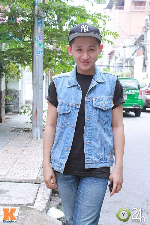 """Bạn trẻ Sài thành """"nghiện"""" mặc đồ jeans - 10"""