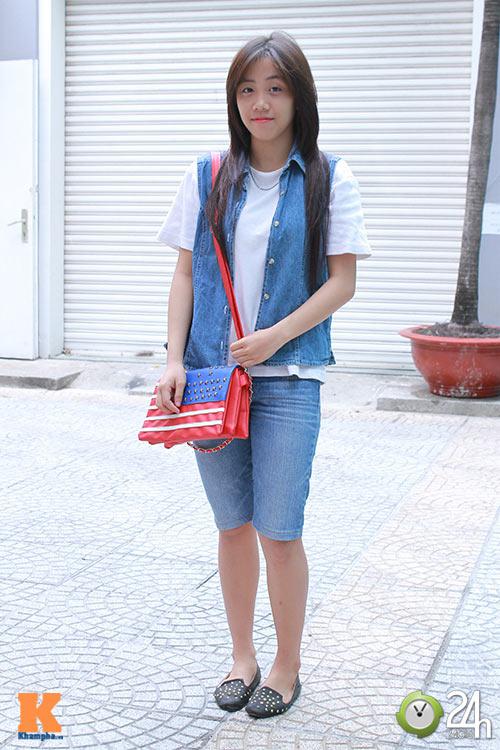 """Bạn trẻ Sài thành """"nghiện"""" mặc đồ jeans - 11"""
