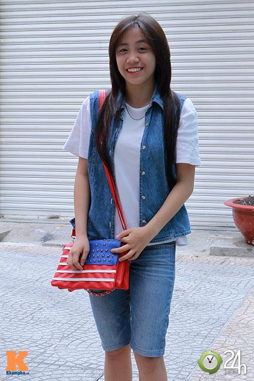"""Bạn trẻ Sài thành """"nghiện"""" mặc đồ jeans - 12"""