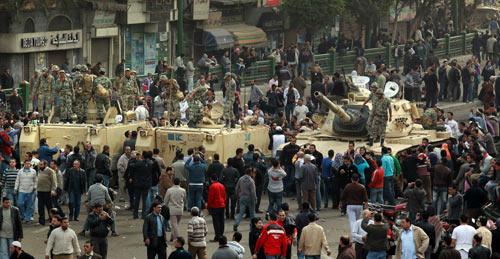 Quân đội Ai Cập sẽ đàn áp biểu tình bạo lực - 2