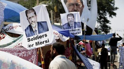 Quân đội Ai Cập sẽ đàn áp biểu tình bạo lực - 1