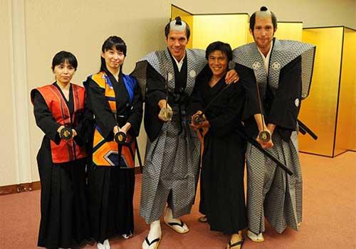 Sao NHA hóa thân thành Samurai - 3