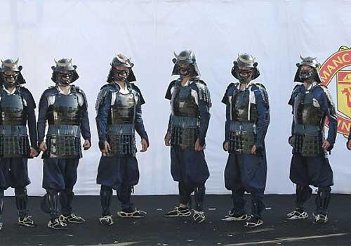 Sao NHA hóa thân thành Samurai - 7