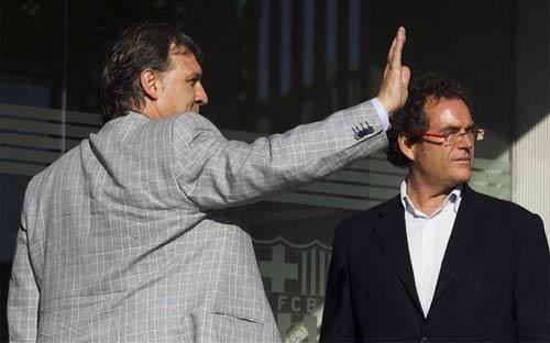 Barca: Dưới hiệu lệnh của Tata - 1