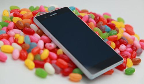 Sony công bố thiết bị cập nhật Android 4.3 - 1