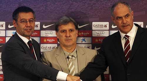 Barca: Dưới hiệu lệnh của Tata - 3