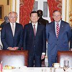 Tin tức trong ngày - Xác lập quan hệ đối tác toàn diện Việt - Mỹ