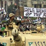 Tin tức trong ngày - Quân đội Ai Cập sẽ đàn áp biểu tình bạo lực