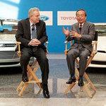 Ô tô - Xe máy - Toyota và Ford ngừng hợp tác phát triển xe điện