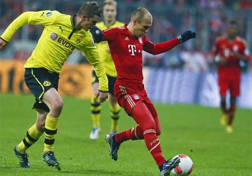 Dortmund-Bayern: Thử thách đầu tiên của Pep - 2
