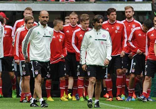 Dortmund-Bayern: Thử thách đầu tiên của Pep - 1
