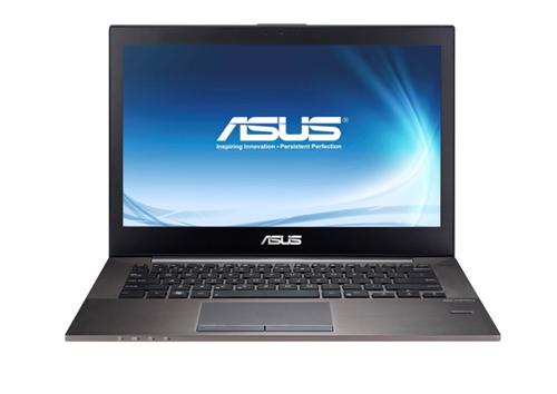 Asus tung notebook mới cho doanh nhân - 1