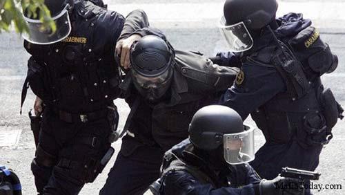 Ý tung quân mở chiến dịch truy quét mafia - 1