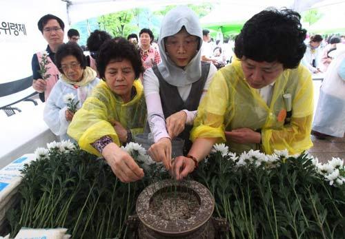 Hai miền Triều Tiên kỷ niệm ngày đình chiến - 3