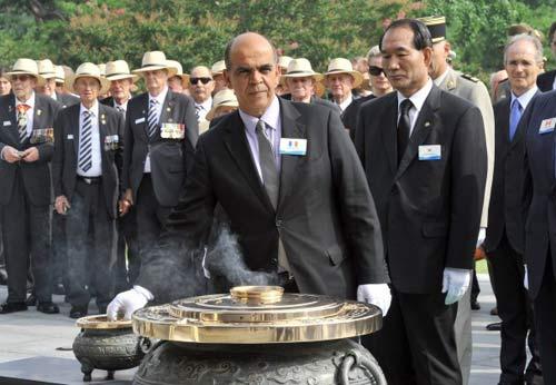 Hai miền Triều Tiên kỷ niệm ngày đình chiến - 4