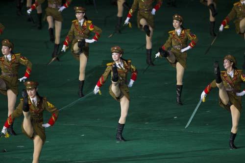 Hai miền Triều Tiên kỷ niệm ngày đình chiến - 7