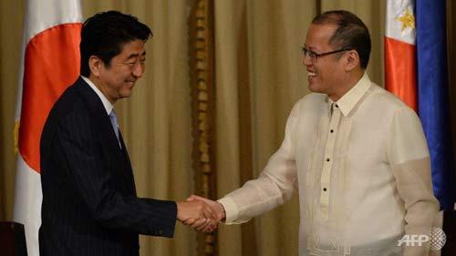 Nhật bơm tiền cho Philippines đối đầu TQ - 1