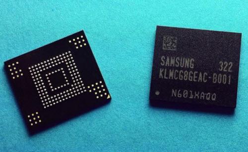 Samsung phát triển chip nhớ có tốc độ 400MB/s - 1