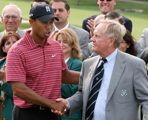 Golf - Nicklaus nghi ngờ Tiger Woods - 1