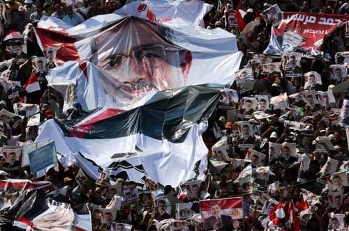 Ai Cập đàn áp biểu tình, 46 người thiệt mạng - 2