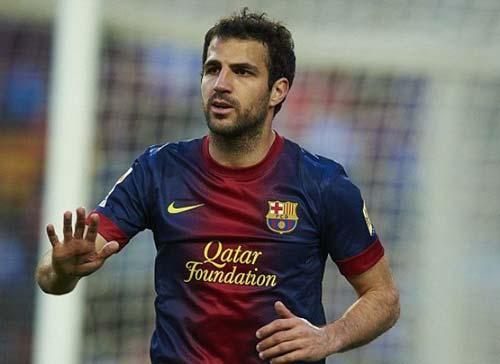 Barca: Giữ Fabregas bằng hành động - 1