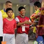 Bóng đá - Arsenal bất ngờ mời 'Running man' sang Anh ngày 2/8